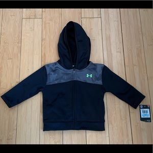 Under Armour Zippered Hoodie